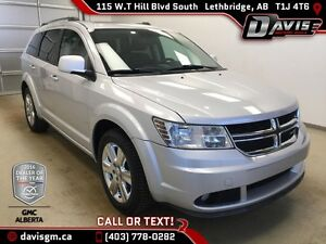 Used 2011 Dodge Journey FWD SXT-Remote Start, Rear Camera