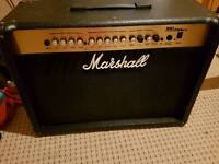 Marshall Mg250 dfx amp with footswitch