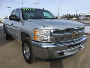 2012 Chevrolet Silverado 1500 EXTENDED CAB, ONE OWNER, LIKE NEW,
