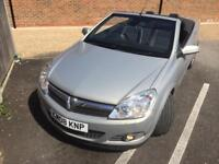 QUICK SELL VAUXHALL ASTRA AUTOMATIC 1.8 DESIGN TWIN TOP 2dr