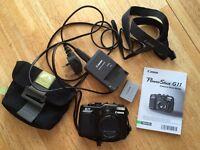 Canon PowerShot G11 Digital Camera plus accessories
