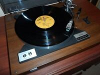 JVC VL-5 Turntable in Excellent Condition and Sounding Superb