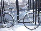 Beautiful Lightweight Dawes 3 speed bike, Serviced