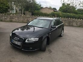 Audi A4 Sline estate 2.0tdi