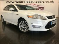 FORD MONDEO 1.6 TDCi ECO Zetec Business (s/s) 5dr (white) 2014