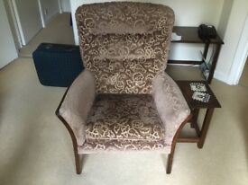 FREE Parker Knoll armchairs 2 (suit elderly person) FREE