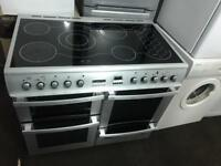 Electric range cooker 100cm only 299