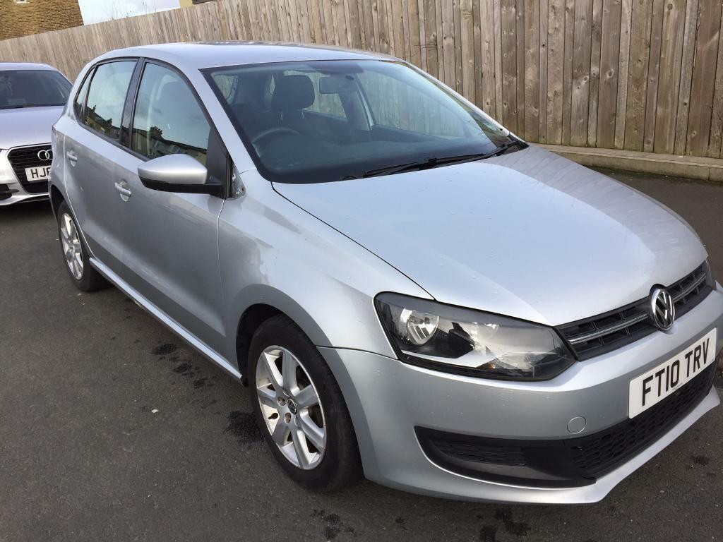volkswagen polo 2010 1 2 5dr in halifax west yorkshire. Black Bedroom Furniture Sets. Home Design Ideas
