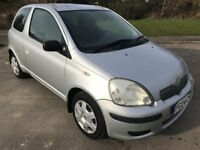 Extremely Well Cared for Yaris 1-0 T3 96000 Miles lots of receipts! No issues! Drives like New!