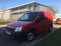 ford transit connect 2006 1.8l-very good condition-very low millage 55k from new