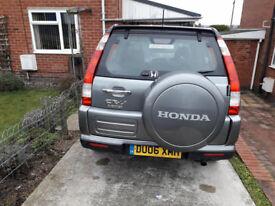 2006 HONDA CRV Sport 2.2 Diesel