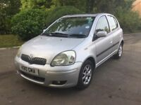 Toyota Yaris automatic new condition