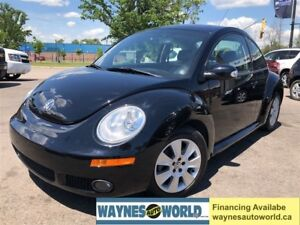 2010 Volkswagen New Beetle Coupe ***LEATHER & SUNROOF**