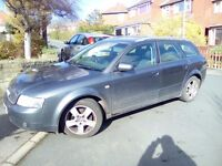 CHEAP!! Audi A4 Diesel Estate Auto. Spares or Repair? READ ALL BEFORE YOU RING ME!!!