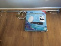 Camping Caravanning Comag High Definition Satellite System & Mounting Pole