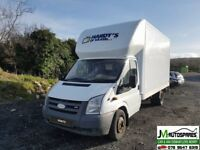 2008 Ford Transit 2.4Tdci 6speed