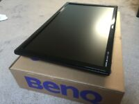 "NEW BenQ GL GL2450HM 24"" Gaming Widescreen LED LCD Monitor built-in Speakers HD"