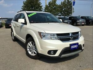 2017 Dodge Journey *SXT*DEMO WITH ONLY 1001 KMS ON THE CLOCK*