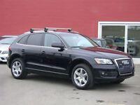2012 Audi Q5 2.0T Premium QUATTRO / LEATHER / PANO ROOF / LOADE