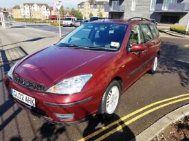 FORD FOCUS 1.8 TDCI ESTATE VERY GOOD CONDITION NEW MOT JUST PASS BARGAIN