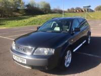 Audi A6 allroad estate 2.5 tdi auto