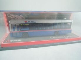 NEW CORGI WEST MIDLAND TRAVEL LEYLAND LYNX 43101 LIMITED EDITION 1:76 SCALE
