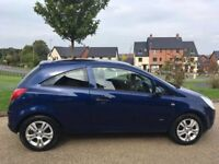 Vauxhall Corsa 1.3 CDTi ecoFLEX 16v Active 3dr Diesel 2009 63k Miles 3DR Good condition