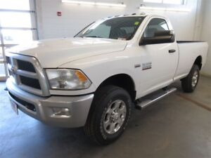 2016 Ram 2500 SLT- 4X4! BACK-UP CAM! ALLOYS! HITCH!