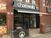 Store Manager - Chaiiwala Derby