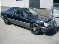 Mercedes 300 CE COUPE 1992 * AUTOMATIQUE * SUPER LOOK *