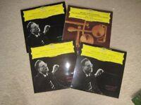 38 Classical Vinyl LP's plus case
