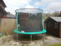 10ft Bazoongi Jumpking Trampoline