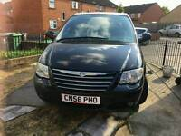 7seater Chrysler Grand Voyager Stow nd Go 2.7crd 7 seater
