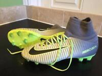 Nike Mercurial Sock Boots size 4