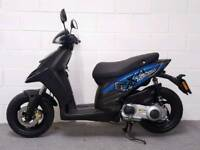 2015 PIAGGIO TYPHOON 125 LOW MILEAGE