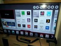 Tv lg 47 smart wifi