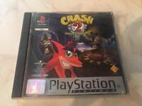 PlayStation one game