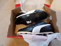 Brand New Boys Puma Football Boots UK Size 5.5