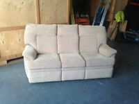Parker Knoll Seatle 3 Seater Sofa