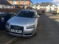 Audi A3 Sportback 5DR Very Good Condition