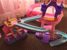 Clip clop princess castle
