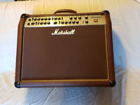 Marshall AS100D Acoustic Amp for guitar/mic/keyboard VGC