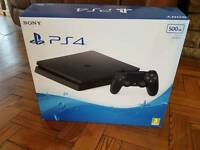 Playstation 4 (slim) DDO Chassis like new 8 months Warranty