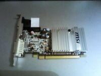 MSI Radeon HD 5450 DirectX