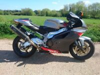 Aprilia RSV1000R Gen2 great condition only 2 previous owners
