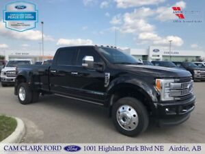 2017 Ford F-450 Platinum Ultimate Dually Crew [6.7L diesel]