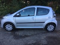 2008 Citroen C1 Rhythm 5Door 28,000 miles and 1 Years MOT & just had full service & upgraded A/C