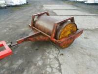 Tractor 5ft land field paddock roller can be water filled