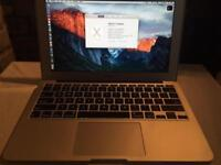 MacBook Air 11-inch A1465 Mid 2013