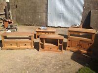 Corona pine furniture